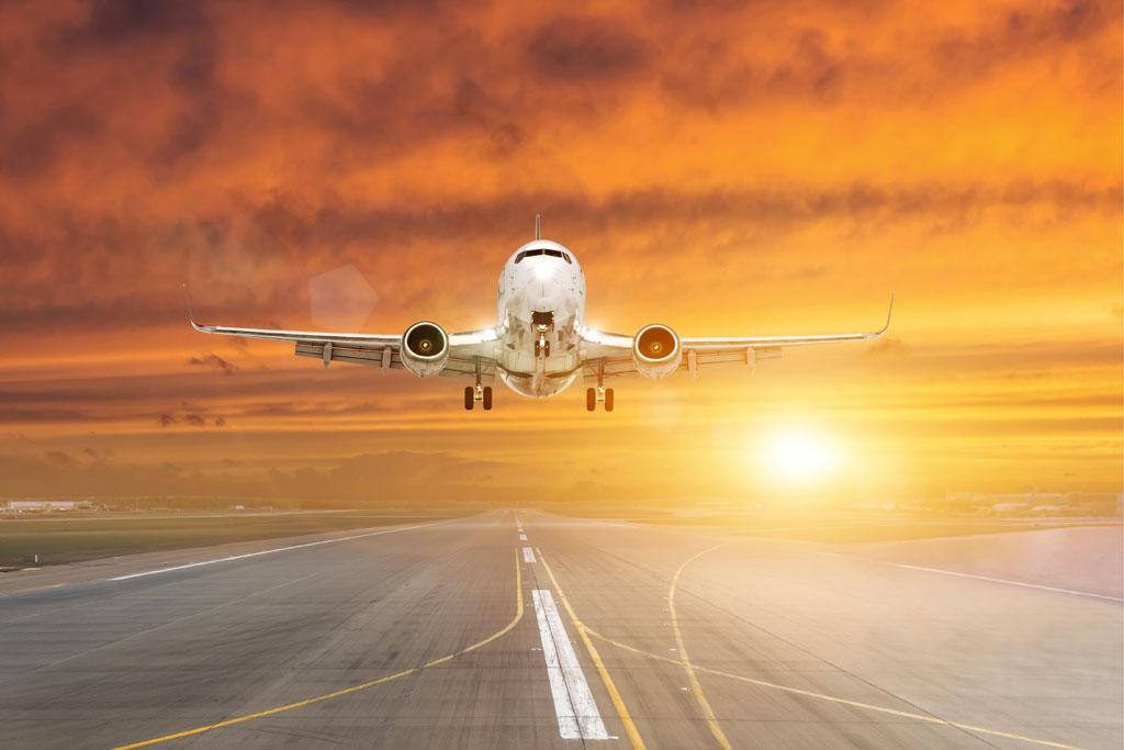 Brochas para la industria aeroespacial