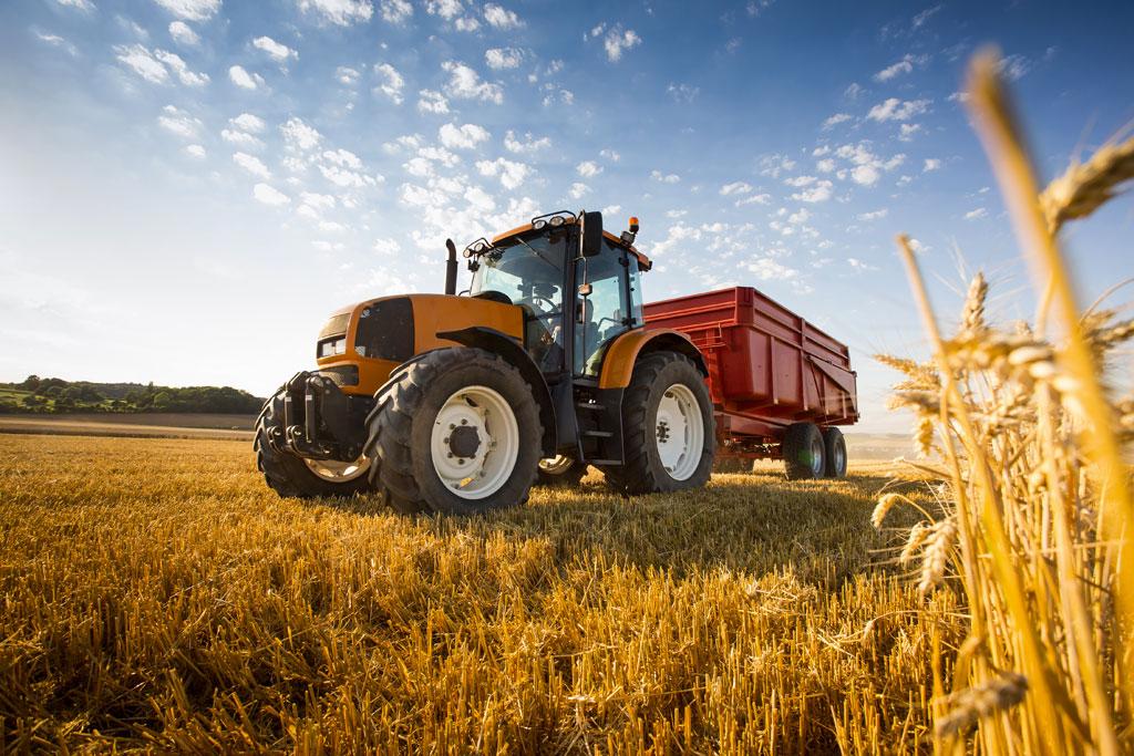 Brochas para la agricultura